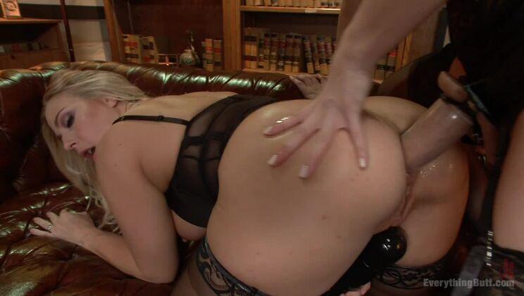 Anal Sluts! The Return of Chanel Preston with Angel Allwood