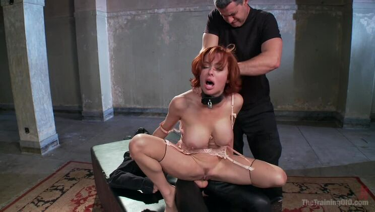 The Training of a Nympho Anal MILF, Day Three
