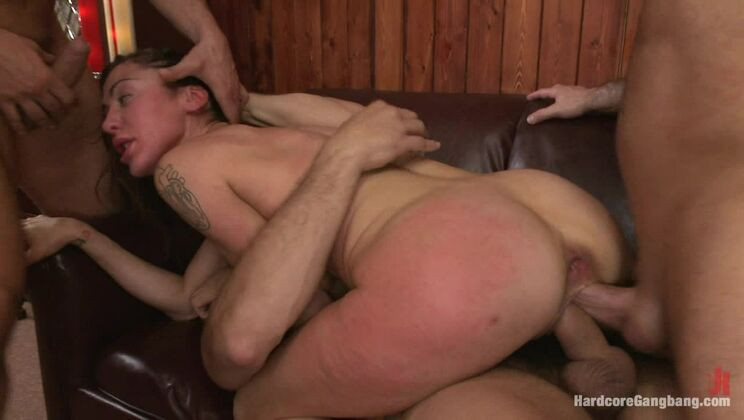 Princess Donna Part 2: The most EPIC GANGBANG OF ALL TIME?
