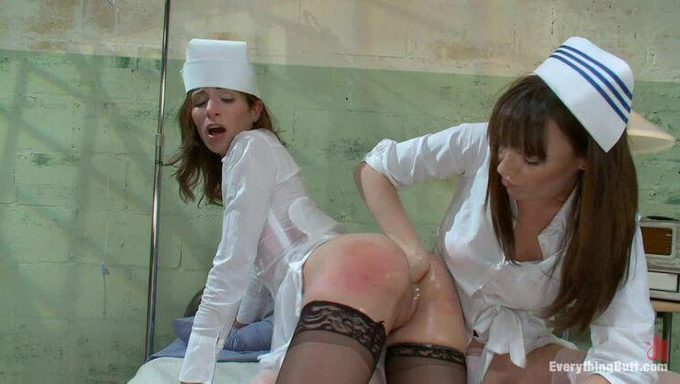 Slutty Anal Nurses