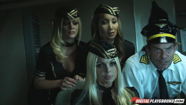 Fly Girls - Scene 6